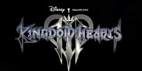 Il logo di Kingdom Hearts 3