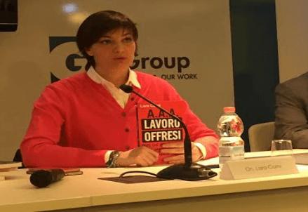 L'europarlamentare Lara Comi
