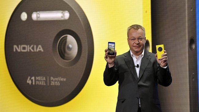 La presentazione di Nokia Lumia 1020