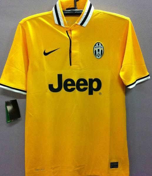 Seconda maglia Juventus 2013/2014