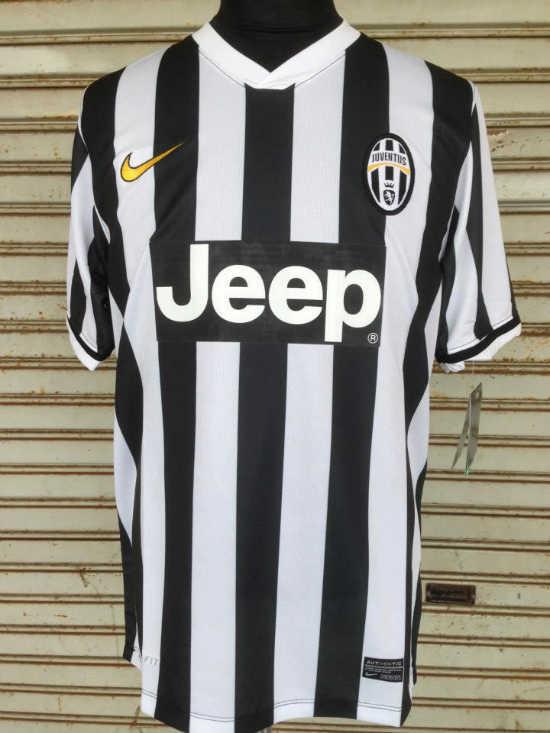 Prima maglia Juventus 2013/2014