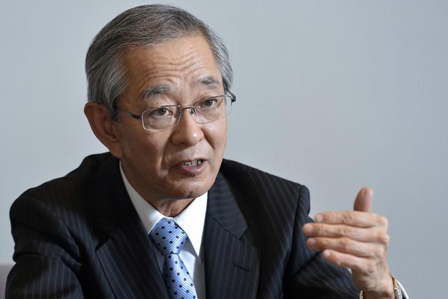Makoto Kimura, presidente di Nikon