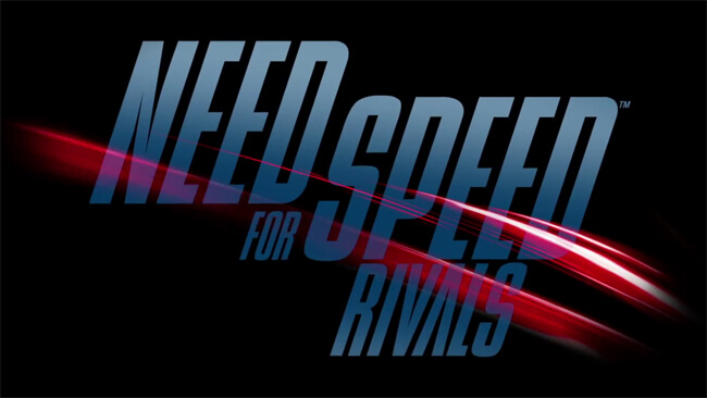 Il logo di Need for Speed: Rivals