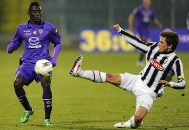 Gianluca Rubin, difensore centrale della Juventus campione a Viareggio (Infophoto)