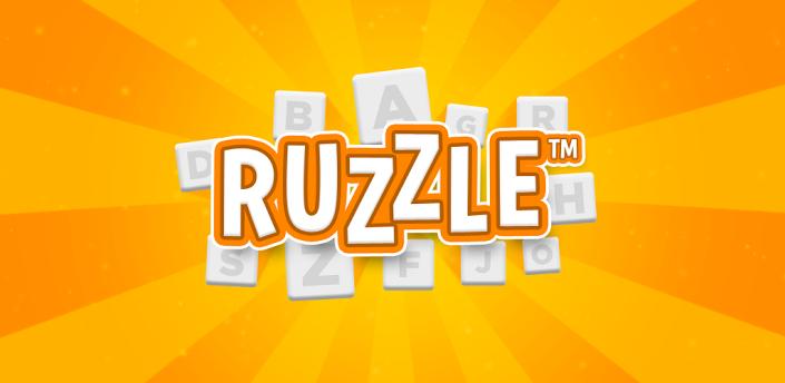 Il logo di Ruzzle