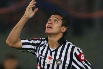 Sanchez attaccante Udinese (Foto: Ansa)