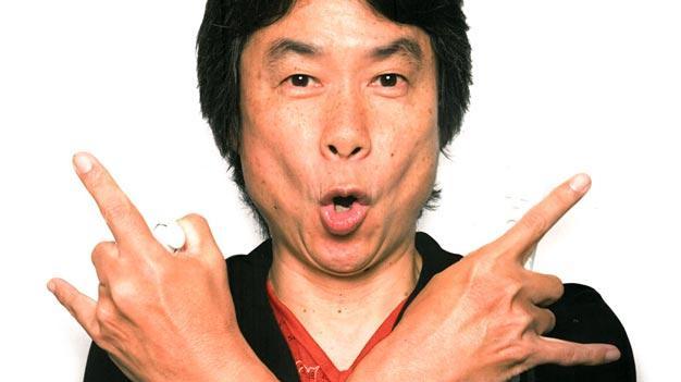 Shiregu Miyamoto, game designer di Nintendo