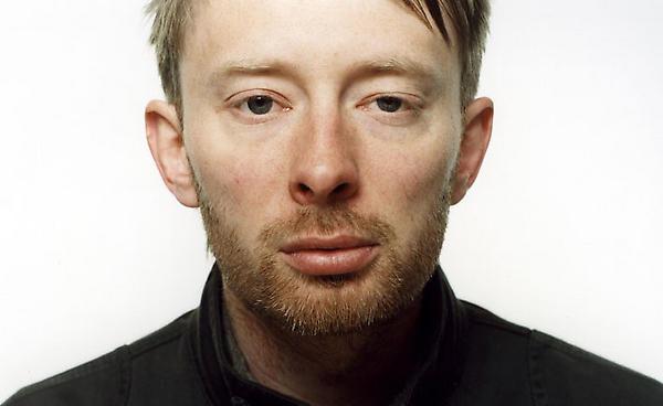 Thom Yorke, cantante dei Radiohead
