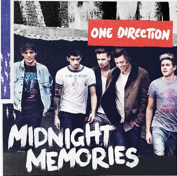 """dell'album """"Midnight Memories"""" e del singolo """"Story of my life"""", foto"""