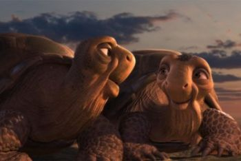 Una scena del film Animals United