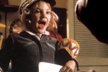 Drew Barrymore in E.T. - L'extraterrestre
