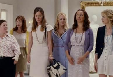 Una scena de Le amiche della sposa