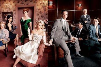 La serie Mad Men ha debuttato negli Usa nel 2007