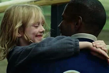Dakota Fanning e Denzel Washington