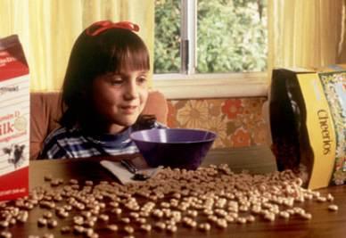 Una scena del film Matilda 6 mitica