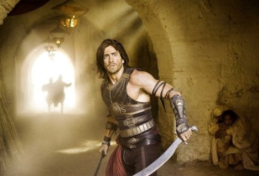 Jake Gyllenhaal in Prince of Persia - Le sabbie del tempo