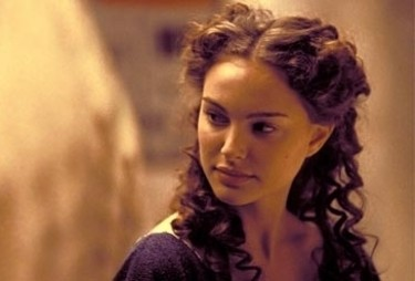 Natalie Portman, Amidala in Star Wars episodio 2