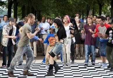 Una scena del film Streetdance 2 3D