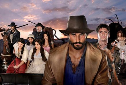Il cast (Foto: Uff stampa Mediaset)
