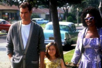 I tre protagonisti di Una moglie per papà