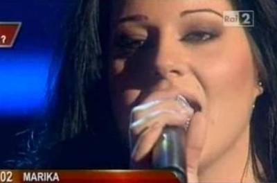marika, nuova concorrente di X Factor 4