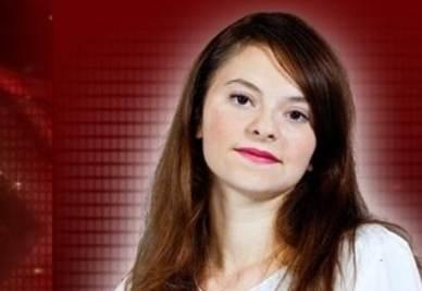 Francesca, finalista del gruppo di Simona Ventura
