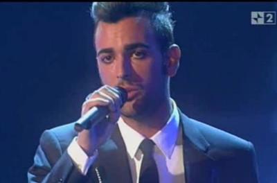 Marco Mengoni a X Factor 4