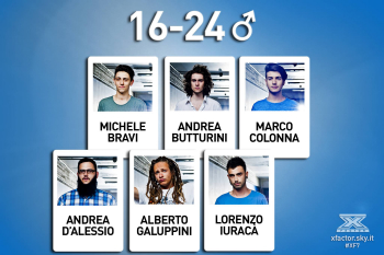 X Factor 7 (Facebook)