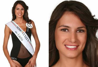 Alessia Mancini, Miss Italia
