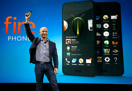Amazon, Fire Phone