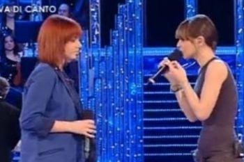 Annalisa Scarrone e Alessandra Amoroso tornano ad Amici