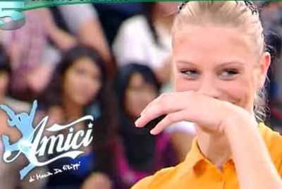 Deborah Di Giovanni, Amici 10, fidanzata di Vito Conversano