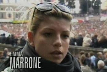 Emma ospite dopo il secondo posto al Festival di Sanremo