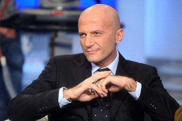 Il direttore del tg 1, Augusto Minzolini