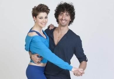 Claudia Andreatti e Samuel Peron