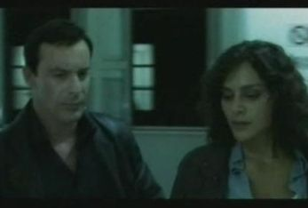 Gedeon Burkhard e Raffaella Rea
