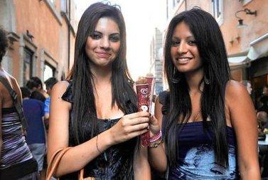 Le Calippo Girls