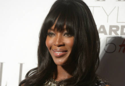 Naomi Campbell (InfoPhoto)