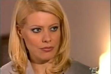 Carol Grimani (Marianna De Micheli), protagonista della soap
