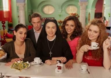 Il cast della fiction