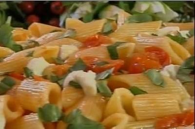 La pastasciutta tricolore
