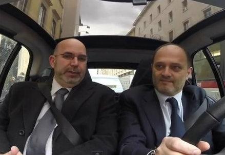 Vito Crimi ospite a L'Abitacolo