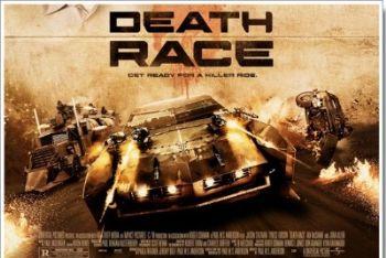 DEath Race, in onda stasera su Rete 4