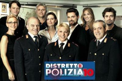 Il cast di Distretto di Polizia 10
