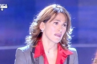 La conduttrice del talent show