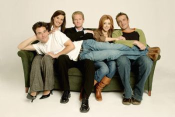 Il cast della  serie tv