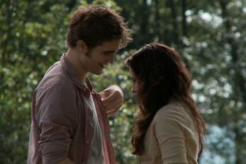 Edward e Bella in Eclipse