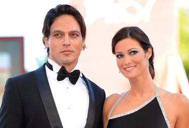 Gabriel Garko con Manuela Arcuri