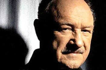 Gene Hackman, protagonista del film IL colpo