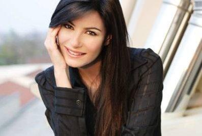 Ilaria D'Amico, conduttrice di Exit